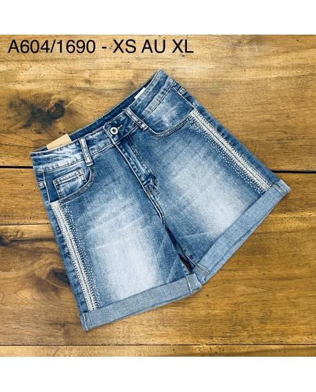 A604 - SHORT JEAN