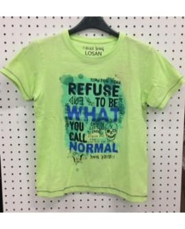 T-shirt MC LOSAN 1007