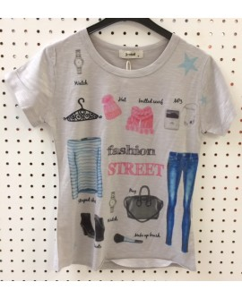 T-shirt MC JOVIAL 33036