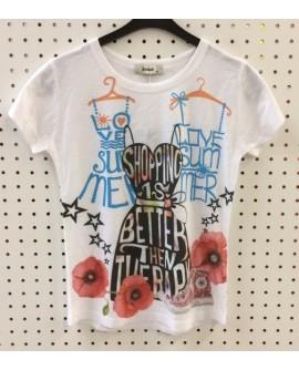 T-shirt MC JOVIAL 33039
