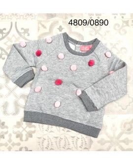 4809 GRIS - SWEAT
